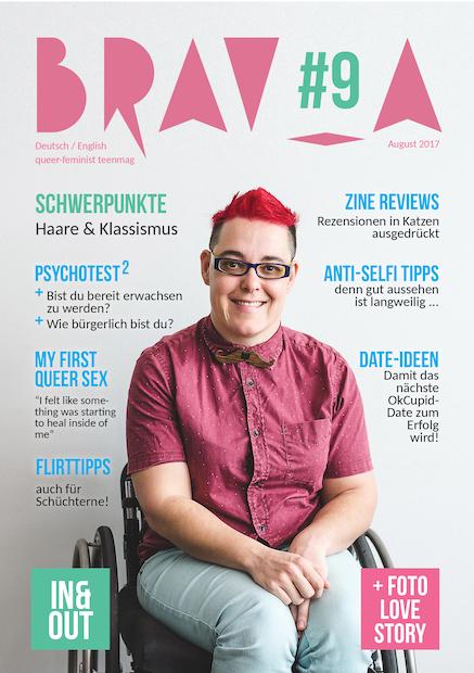 Brav_a #9 Cover