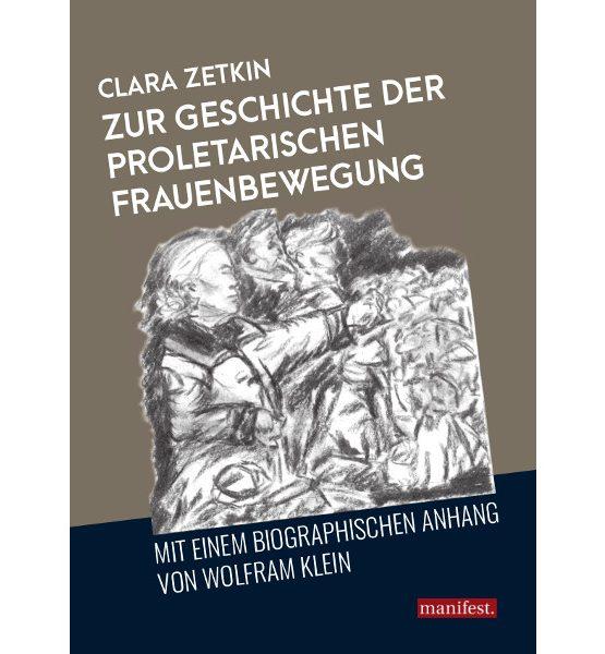 Clara Zetkin Buchcover